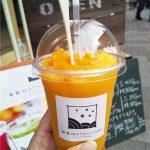 フレッシュ果汁や果肉を味わえるジューススタンドがオープン(果寮 MATSUTOMI)