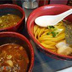 2種類のスープでつけ麺を味わえる店がオープン!(つけ麵専門 百の輔)